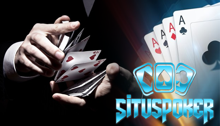 Alur Permainan Di Situs Poker Online, Pemula Harus Baca